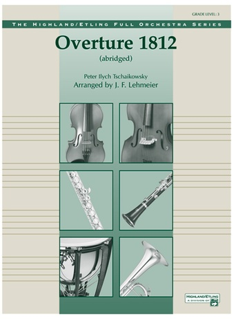 Overture 1812 - Full Orchestra