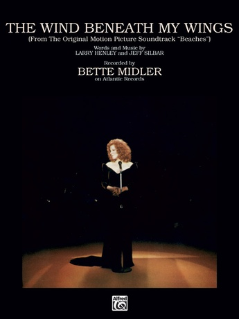 The Wind Beneath My Wings From Beaches Bette Midler Pianovocal