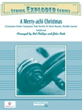 A Merry-achi Christmas - String Orchestra