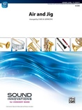 Air and Jig - Concert Band