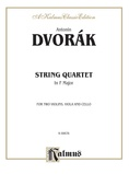 Dvorák: Quartet in F Minor, Op. 9 - String Quartet