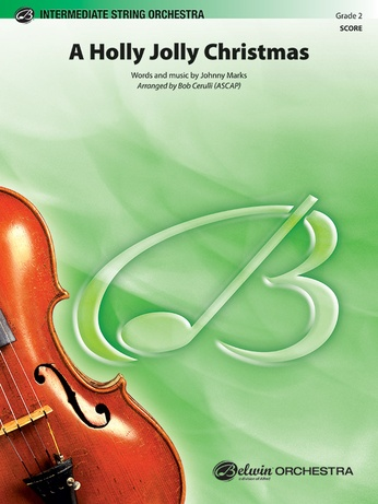 A Holly Jolly Christmas - String Orchestra