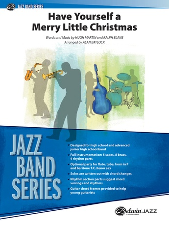 Have Yourself a Merry Little Christmas: Hugh Martin   Jazz Ensemble ...