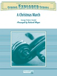 A Christmas March - String Orchestra