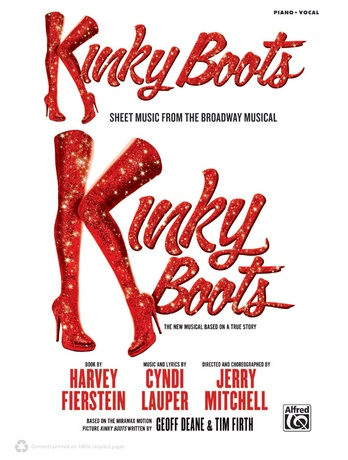 Take What You Got (from Kinky Boots): Cynthia Lauper | Piano/Vocal ...