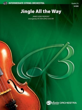 Jingle All the Way - String Orchestra