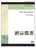 Three Rivers March - Concert Band
