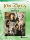 The Lord of the Rings: The Return of the King, Selections from - Concert Band