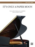 It's Only a Paper Moon - Piano/Vocal/Chords