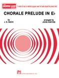 Chorale Prelude in E-Flat - Concert Band