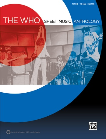 Overture From Tommy The Who Pianovocalchords Sheet Music