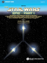 The Star Wars Epic - Part II, Suite from - Concert Band
