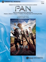 Pan: Highlights from the Warner Bros. Pictures Motion Picture Soundtrack - Full Orchestra