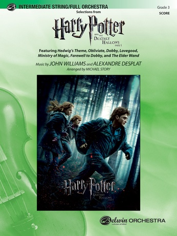 Harry Potter and the Deathly Hallows, Part 1, Selections from - Full Orchestra