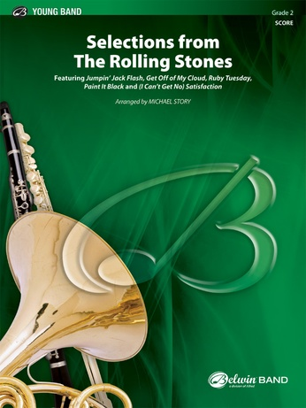 Selections from The Rolling Stones - Concert Band