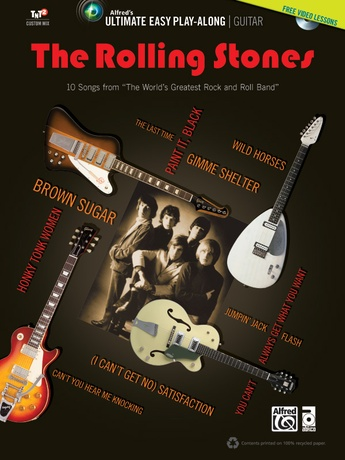 Gimme Shelter: The Rolling Stones | Guitar TAB, Video & Audio Sheet ...