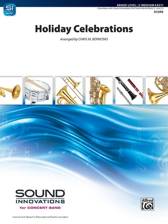 Holiday Celebrations - Concert Band