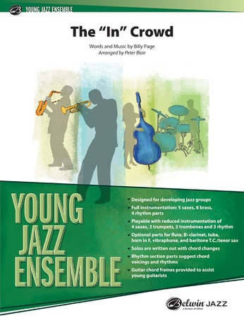 "The ""In"" Crowd - Jazz Ensemble"