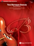 Two Baroque Dances - String Orchestra