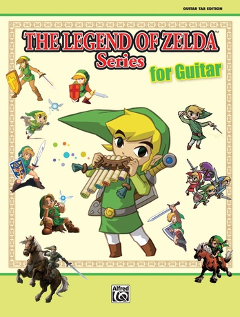 The Legend of Zelda™: The Wind Waker™ Molgera - Guitar TAB
