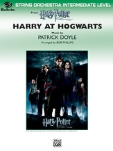 Harry at Hogwarts, Themes from Harry Potter and the Goblet of Fire™ - String Orchestra
