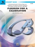 Flourish for a Celebration - Concert Band