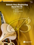 Belwin Very Beginning Band Kit #6 - Concert Band