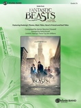 Suite from Fantastic Beasts and Where to Find Them - Concert Band