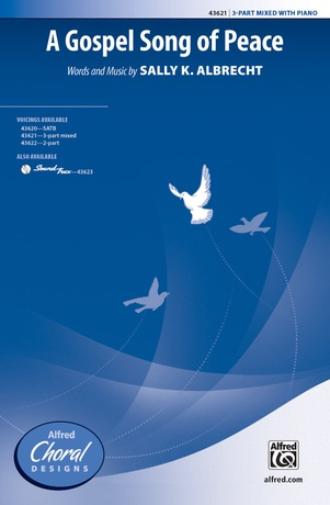A Gospel Song of Peace - Choral