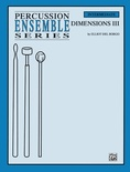 Dimensions III - Percussion Ensemble