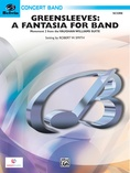 Greensleeves: A Fantasia for Band - Concert Band