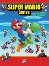 New Super Mario Bros. Wii Title - Guitar TAB
