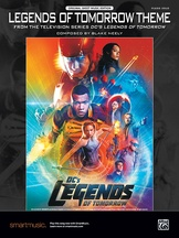 Legends of Tomorrow Theme (From the Television Series <i>DC's Legends of Tomorrow</i>) - Piano