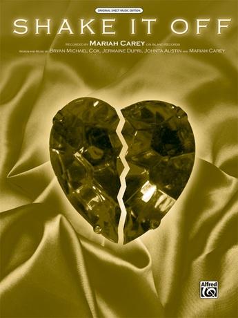 Shake It Off: Mariah Carey | Piano/Vocal/Chords Sheet Music