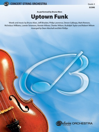 Uptown Funk - String Orchestra