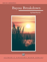 Bayou Breakdown - Concert Band