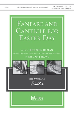 Fanfare and Canticle for Easter Day - Choral