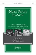 Noel Peace Canon - Choral