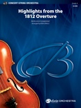 Highlights from the 1812 Overture - String Orchestra