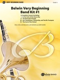 Belwin Very Beginning Band Kit #1 - Concert Band