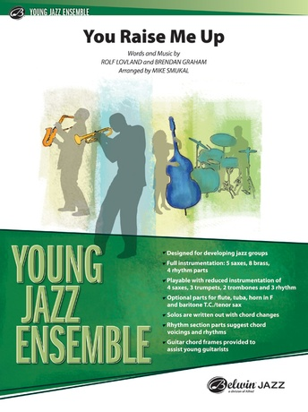 You Raise Me Up: Rolf Lovland | Jazz Ensemble Sheet Music