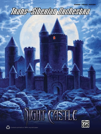 Night Castle - Piano/Vocal/Chords