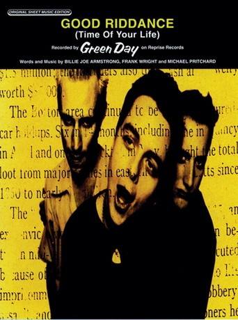 Good Riddance (Time of Your Life): Green Day | Piano/Vocal/Chords ...