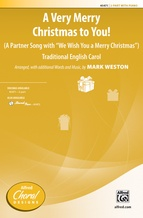 A Very Merry Christmas to You! - Choral