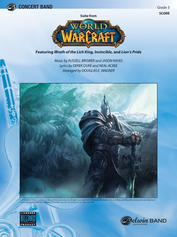 World of Warcraft, Suite from - Concert Band