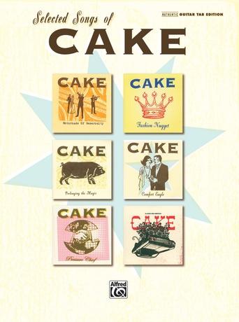 Jolene Chords Cake