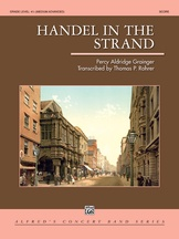 Handel in the Strand - Concert Band