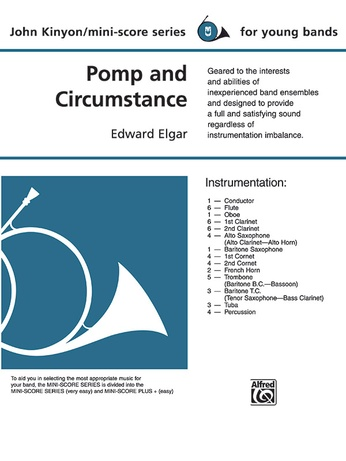 Pomp and Circumstance - Concert Band