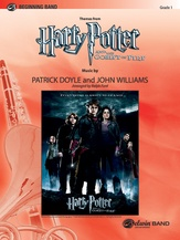 Harry Potter and the Goblet of Fire, Themes from - Concert Band