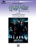 Harry Potter and the Goblet of Fire, Symphonic Suite from - Concert Band